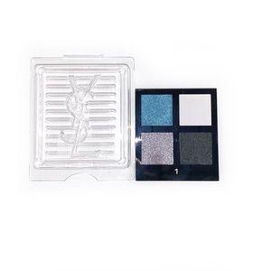YSL Palette 4 Color Wet & Dry Eye Shadows #1
